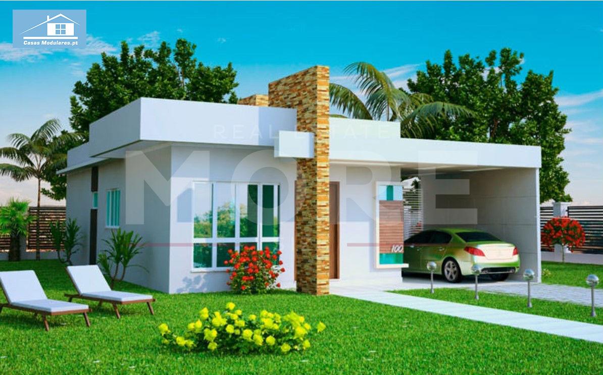 Projecto Moradia T3 - 95 m2